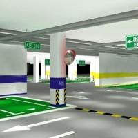 停车场设施