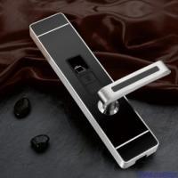 智能指纹密码锁报价_智能指纹密码锁厂家直销_佳悦鑫T6800型不锈钢锁体全国包邮
