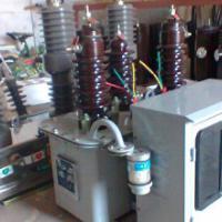 汉中JLS-10高压油式计量箱 户外10kv计量箱