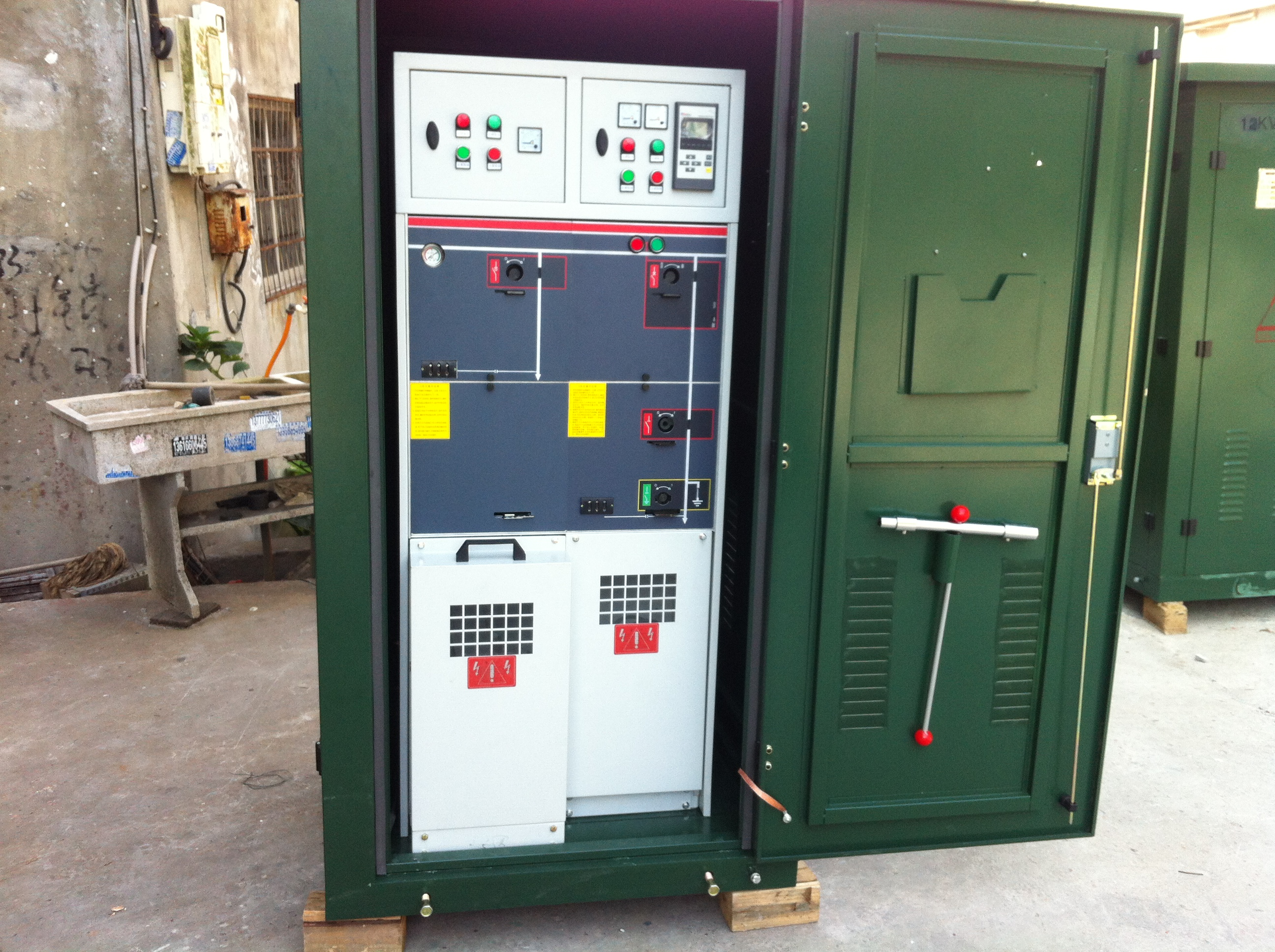 陕西户外环网柜厂家 陕西箱式变压器价格 陕西箱式变压器哪家好