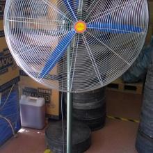 长城牌工业电风扇750MM工业牛角扇落地风扇图片