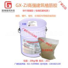 固湘GX-ZJ高强植筋胶 快干型结构胶 拉墙筋钢筋锚固胶水厂家批发图片