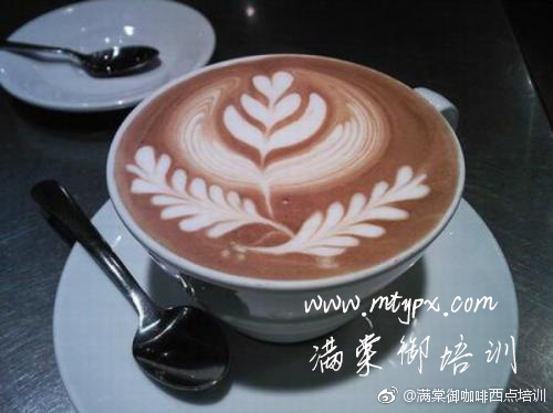 龙岩咖啡师培训