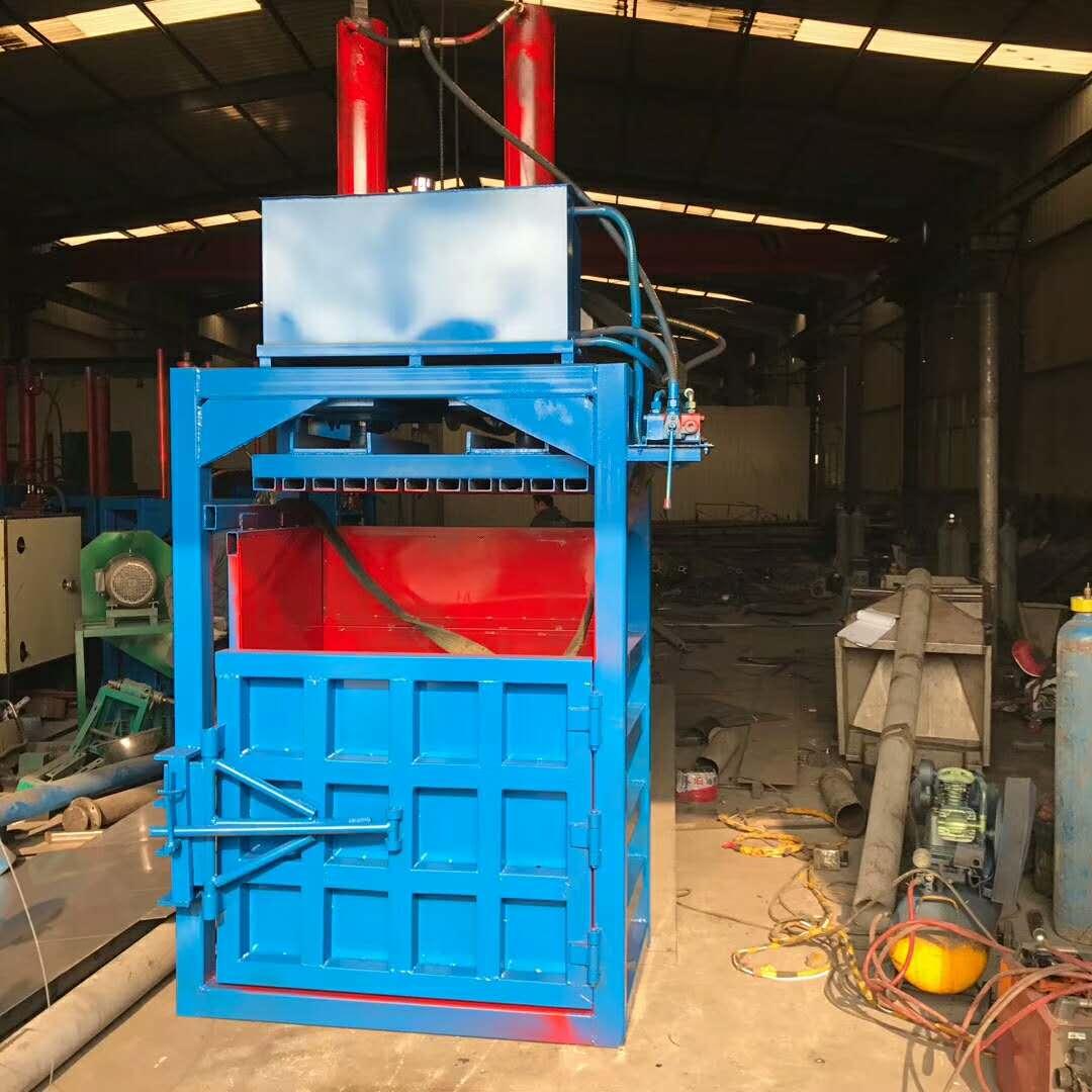 立式液压打包机图片/立式液压打包机样板图 (4)