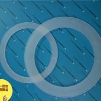 三氟密封垫圈PCTFE耐低温垫片厂家定制机械密封垫圈 PCTFE绝缘密封环 三氟大密封圈 耐低温垫片