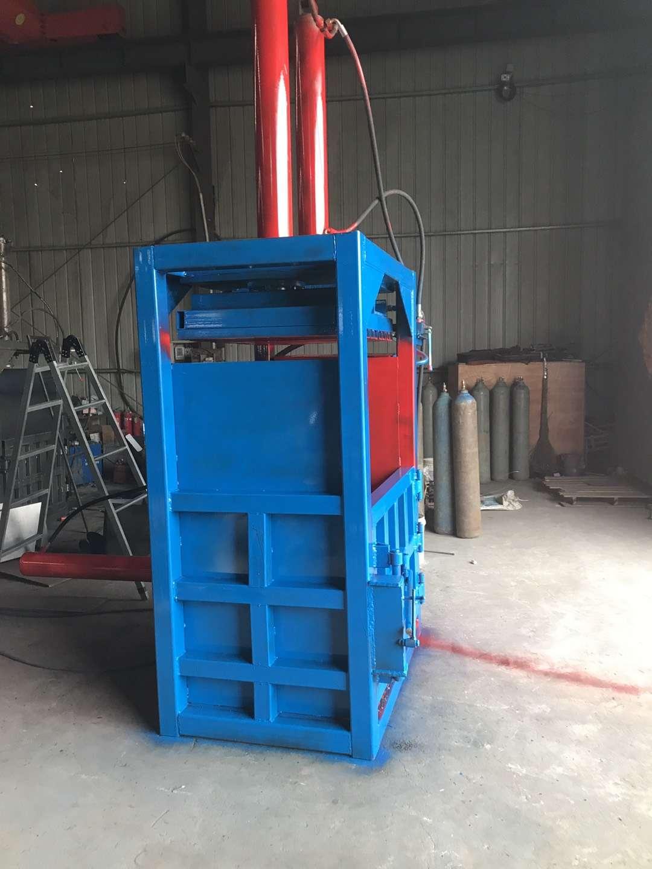 立式液压打包机图片/立式液压打包机样板图 (2)