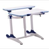 新款儿童升降课桌,东莞儿童课桌生产厂家,辅导培训儿童写字课桌,东莞儿童学习课桌椅