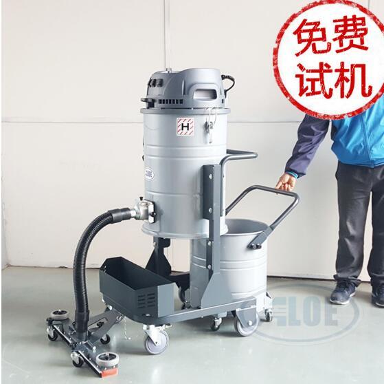工厂吸灰尘用大功率工业吸尘器 聊城车间吸碳粉木屑用工业吸尘器