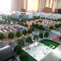 智能交通、智慧城市、北京模型公司