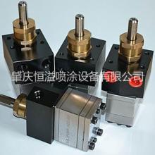恒溢喷漆齿轮泵高精度计量齿轮油泵油漆齿轮泵型号齿轮泵价格