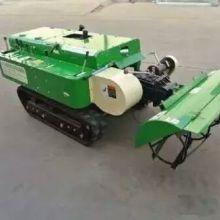履带式田园管理机厂家直销自走行履带式液压耕作开沟机批发