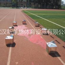 供应武汉塑胶跑道施工公司,请找武汉新莱恩体育设施有限公司 湖北省内运动场地修缮