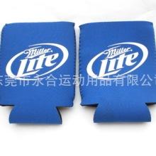 【厂家直销】供应SBR潜水料保温杯套瓶套可印logo可乐套批发
