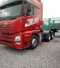 供应解放J6锡柴半挂牵引车东风天龙420马力二手货车