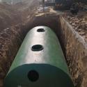 济南混凝土整体化粪池图片
