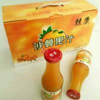 沙棘汁礼盒 沙棘礼品沙棘果汁饮料 招区域代理商