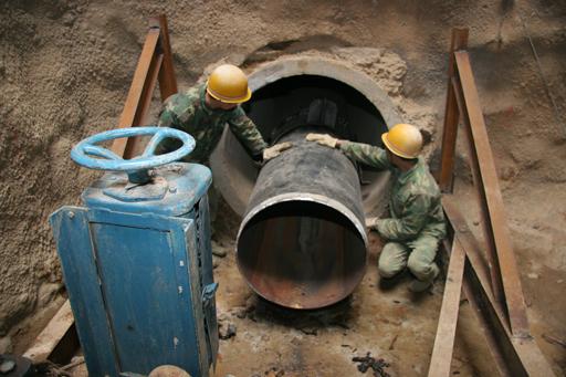 蒙古兴安盟非开挖定向钻顶管施工销售