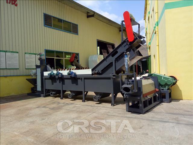 供应废旧PP塑料编织袋清洗生产线,地膜清洗干燥造颗粒回收机械