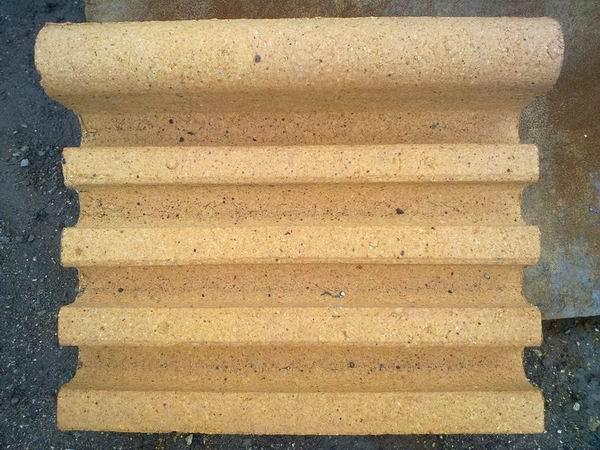 巩义市发达耐火材料厂生产的流钢槽异型耐火砖 流钢槽异型砖
