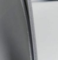 2.0厚可染色超纤沙滩凉鞋皮带革