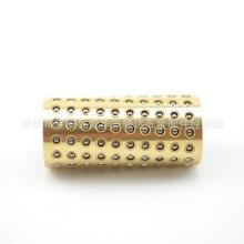 供应模具标准件/铝合金钢珠套/标准珠、标准型钢珠衬套 微型滚珠套
