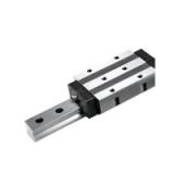 银泰滚柱链带型直线导轨SMR25E-法兰型滑块