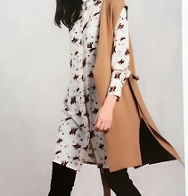 品牌女装艾凸秋品牌服装折扣店加盟女装艾凸多种款式服装折扣店加盟批发