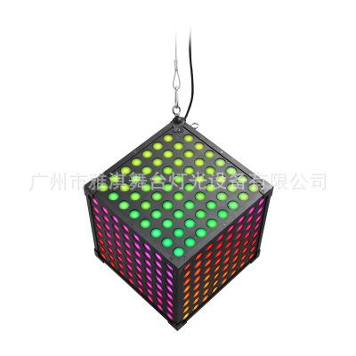供应LED数字彩魔方、视频效果灯