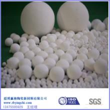 淄博赢驰铝炉用95氧化铝陶瓷蓄热球批发