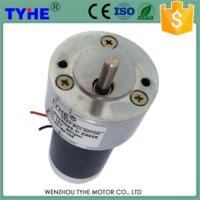 永磁50MM偏心圆盖直流减速电机