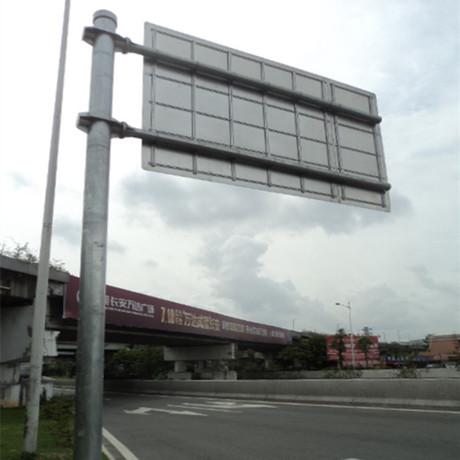 路牌厂家供应F型交通标牌 公路指示牌 交通指路牌 道路标志牌