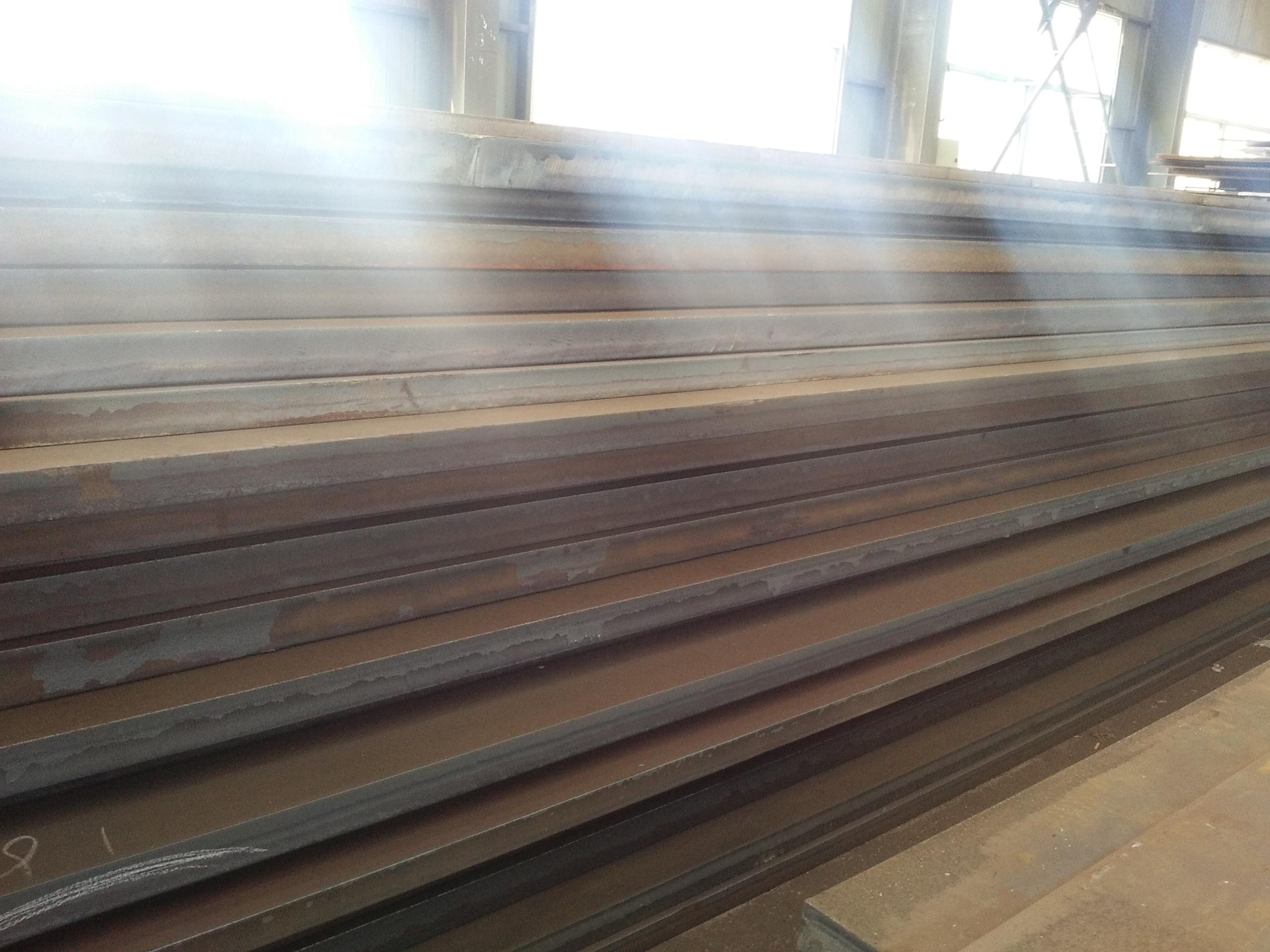 供应用于造船的DH32/36 舞钢优质船板 DH32/36 舞钢船板