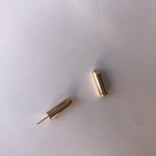 深圳专业五金电镀,电镀24k真金,滚镀硬金加工,电镀加工厂图片