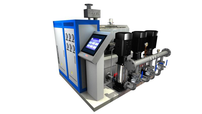 厂家专业销售优质一体化预制泵站_浙江富克林环保科技有限公司