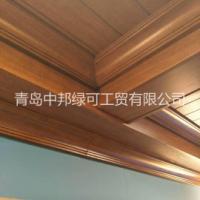 青岛中邦生态木墙板厂家品质优