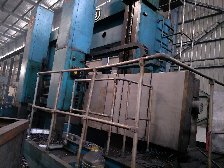 供应8成新5米数控双柱立车齐齐哈尔第一机床厂