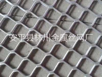 1-2米宽铝美格网 现货供应5mm7cm铝美格网