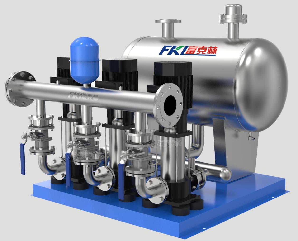 FWG系列无负压供水设备,浙江无负压供水设备厂家