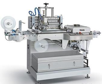单色丝网印刷机 曲面丝网印刷机 布标单色丝印机