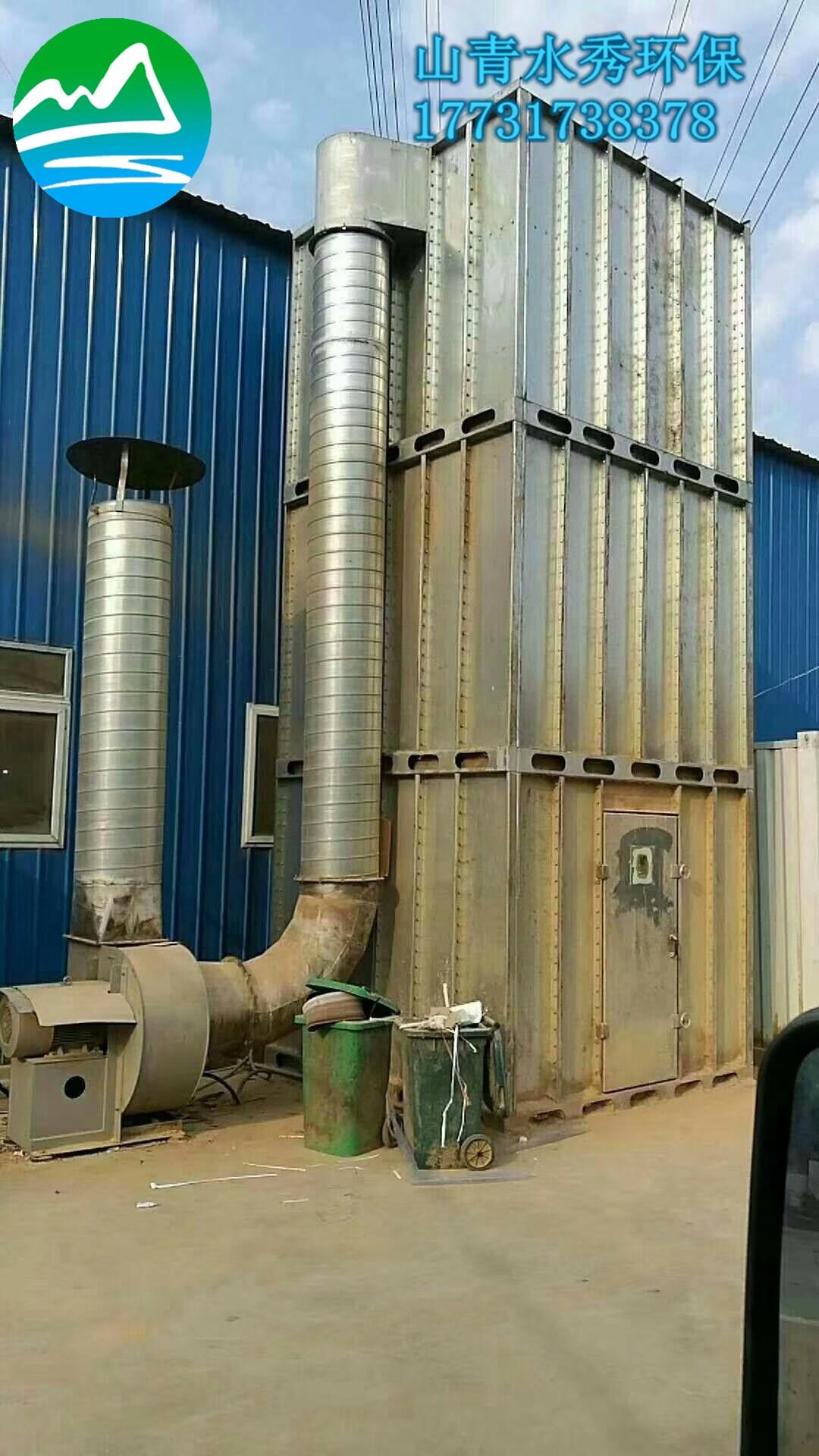 拼装组合除尘器白铁皮镀锌板除尘器价格