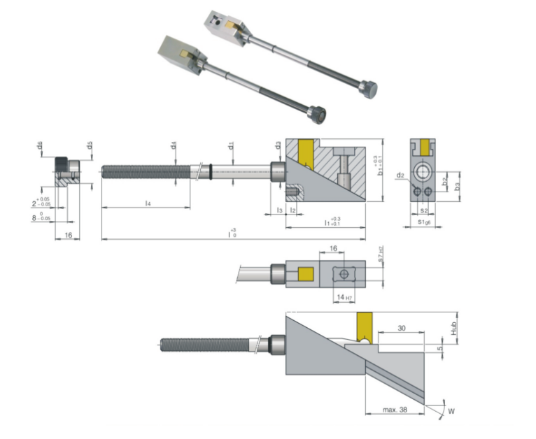 滑动脱模器镶件价格 品质保证 滑动脱模器镶件 E 3252