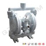 永嘉启正水泵 供应QBY-40不锈钢气动隔膜泵 工程塑料隔膜泵