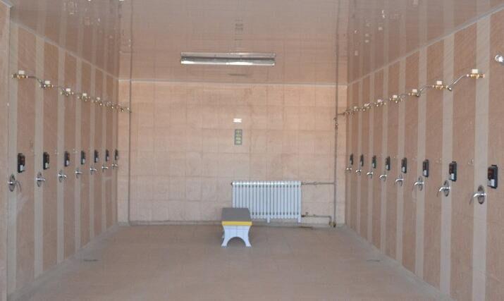 学校澡堂水控机,水控打卡器,控水器,节水收费机