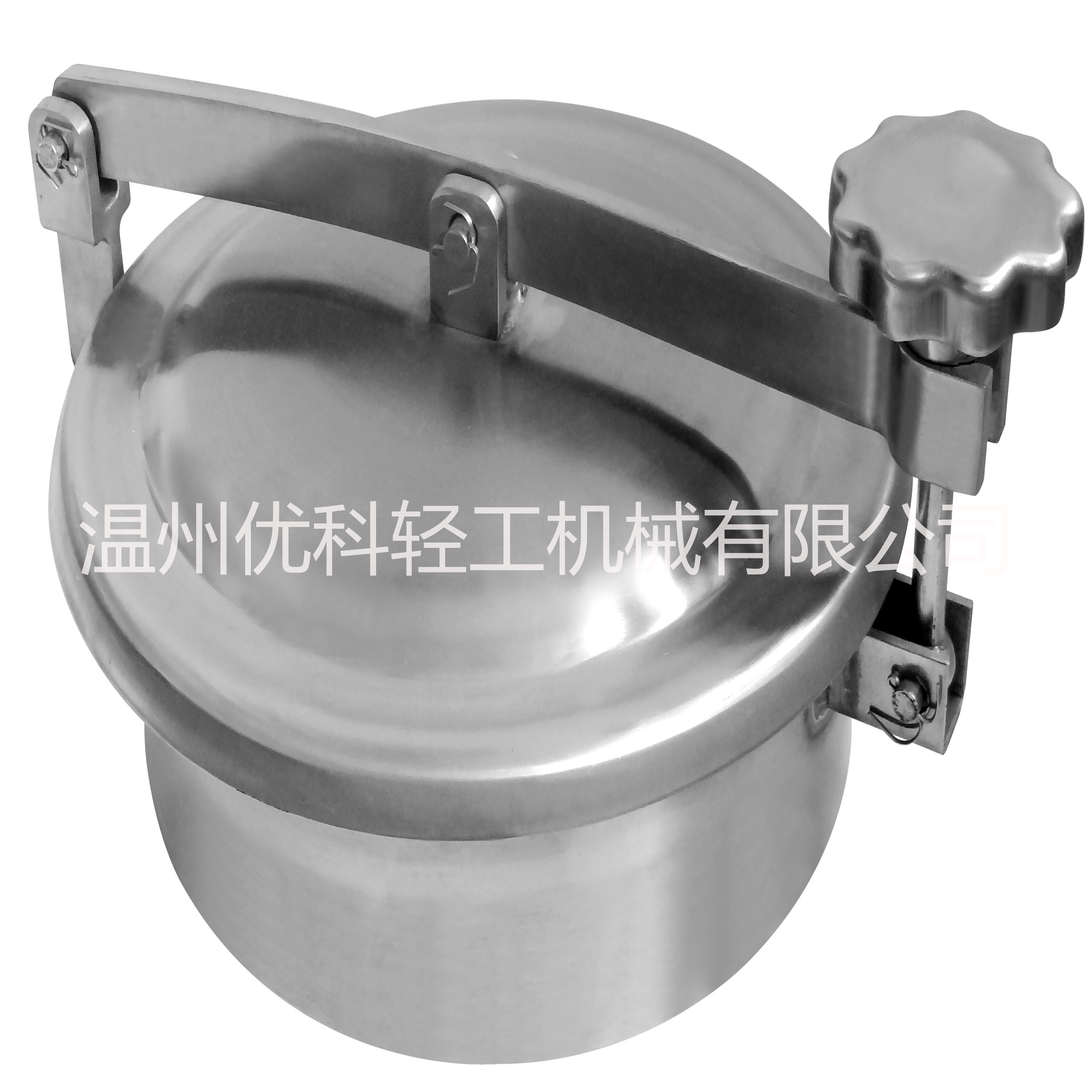 定制卫生级人孔厂家 非标人孔定做批发 304不锈钢人孔生产单位 压力人孔制造商