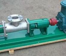 G型单螺杆泵-黄山|铜陵|淮南批发