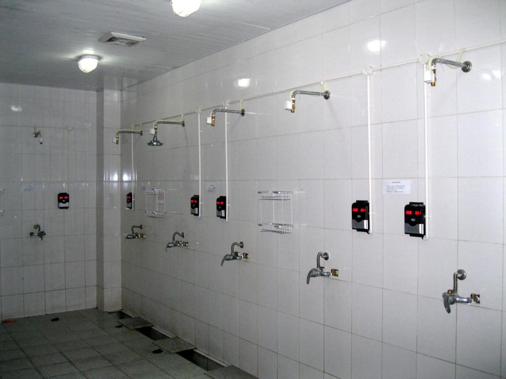 校园IC卡水控器,校园IC卡水控系统 澡堂水控机