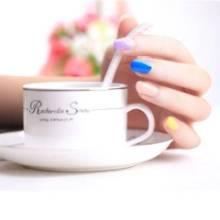 水性指甲油高光树脂 水性环保PU树脂  耐热水洗 韧性好 中国河本图片