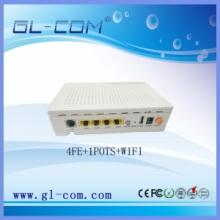冠联E8007U-S,4口ONU,智能家庭网关,支持语音及WIFI,支持TR069协议批发
