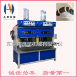 现货销售增压热压机 双工位气垫海绵粉扑生产成型专用设备 可定制