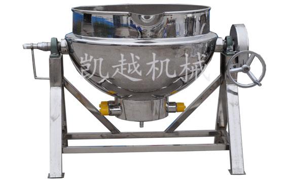 电加热夹层锅 导热油夹层锅 搅拌夹层锅 可倾夹层锅